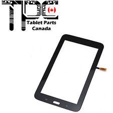Samsung Galaxy Tab 3 Lite SM-T110 7.0 Touch Screen Digitizer - Black w/Adhesive
