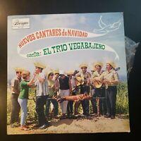 """El Trio Vegabajeno """"Nuevos Cantares de Navidad"""" Vinyl Record LP"""