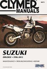 CLYMER SERVICE REPAIR MANUAL SUZUKI DR650SE 1996-2013 1997 1998 1999 2000 2001