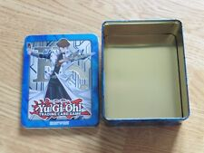 "Seto Kaiba 2017 Yu-gi-oh Mega-Tin ""EMPTY"" storage tin New"