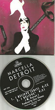 Shakespears Sister MARCELLA DETROIT I believe RARE EDIT PROMO DJ CD single 1994