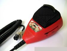 CB RADIO MICROPHONE ASTATIC ROAD DEVIL AMPLIFIED 4PIN DX1 UNIDEN PRESIDENT