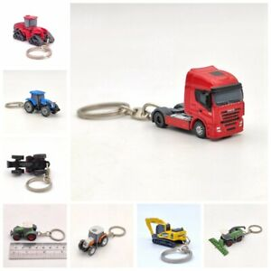 UNIVERSAL HOBBIES UH 1:87 Scale Keyring Keychain Diecast Models Toys Gift