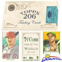 2020 Topps 206 Series 1 Baseball Factory Sealed HOBBY Box- SOLD OUT!