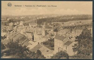 """[2068] Sprimont CPA - Panorama du """"Fond Leval"""" vers Hornay"""