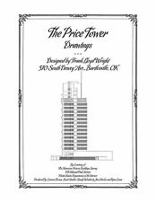 Frank Lloyd Wright - The Price Tower Drawings - Architectural Plans