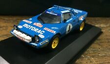 Minichamps 1/43 Lancia Stratos Motorac Darniche Winner Rally Montecarlo 1979