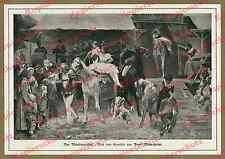MEYERHEIM cirque artistes chevaux dressage clown cirque olympique paris 1865