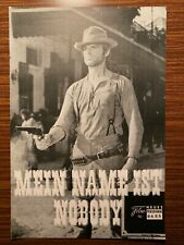 Neues Film-Programm Nr. 6485: Mein Name ist Nobody (Terence Hill)