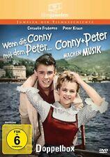 Conny und Peter: Wenn die Conny mit dem Peter / C. & P. machen Musik - Doppelbox