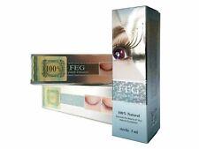 2 Pack - Eyelash Enhancer Eye Lash Growth Liquid 100% Natural 3ml New