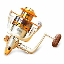 Spinning Fishing Reel 12 Ball Bearings Light & Smooth 5000 Series Right or Left