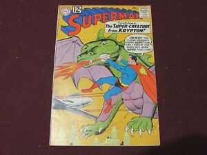 Superman #151 (1962) in F- ****Key Early Silver Age*****