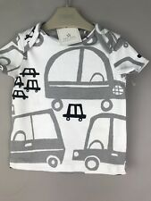NEXT Baby Boys Cute Transport T Shirt Size Up To 3 Months ⭐️BNWT⭐️