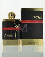 Le Femme By Armaf Perfumes Eau De Parfum 3.4oz 100 Ml Spray For Women NIB