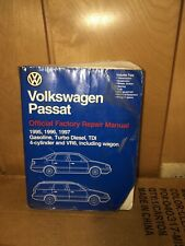 VW Passat 1995-1997 Passat TDI Bentley Official Repair Manual Vol 2