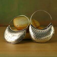 Folkvision Ethnic Tribal Miao Handmade Earrings / Je154