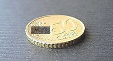 Euro 50 cent SHELL COIN  MAGIC TRICK PERFECT FOR  RAVEN