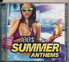 100 Percent Summer Anthems - 100 Percent Summer Anthems (not original box)