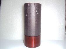 """3"""" SINGLE 5 OHM  VOICE COIL  Subwoofer Speaker Parts VC1914"""