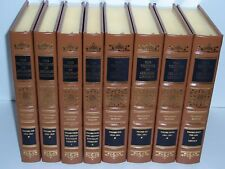 Easton Press COMPLETE WRITINGS OF ABRAHAM LINCOLN 8 vols Centennial Ltd Edition