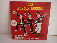 LES JOYENUX BARONS Vol 1 Sous les ponts de Paris ..  BOUM RECORDS b1008