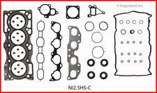Engine Cylinder Head Gasket Set ENGINETECH, INC. fits 2008 Nissan Rogue 2.5L-L4