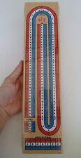 ACE PLASTIC CRIBBAGE BOARD No. 1520 TRAVEL BOARD, 2001 CARTA MUNDI, INC. NEW!!