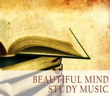 8 Hours of Study Music MP 3 CD relaxing concentration cognitive enhancement
