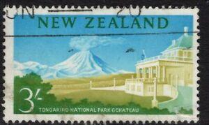 New Zealand. 1960. Definitives. 3/- .Multi Colour. U.