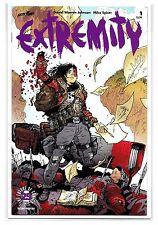 EXTREMITY #1 - 2nd Print - Daniel Warren Johnson Variant - NM - Image Comics!