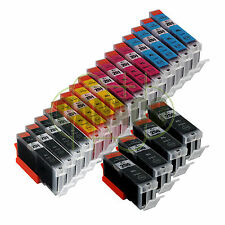 20+ PACK PGI-250XL CLI-251XL Ink Cartridges for Canon Pixma MG7520 MG6620 MG5620