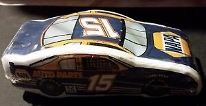 "VINTAGE #15 Michael Waltrip ""Race into NAPA"" T-shirt 2001 Compressed Car shape"