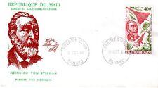 CONCORDE 1er jour Mali 9 Octobre 1981