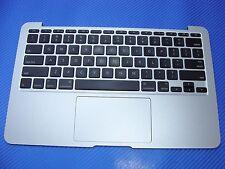 "Macbook Air A1465 11.6"" Mid 2013 MD711LL Top Case Keyboard Trackpad 661-7473"