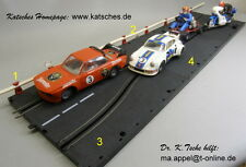 viiele Leitplankenhalter rot Carrera Universal  original!  handverlesen