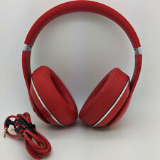 Beats by Dr. Dre Studio 2.0 Over-Ear Wired Headphones (Red)