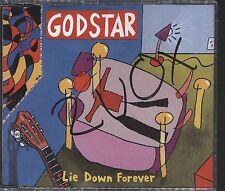 Godstar - Lie Down Forever CD (single)