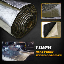 "83''×40"" Firewall Sound Deadener Heat Shield Insulation Deadening Material Mat"