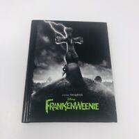 FrankenWeenie  A Disney Film By Tim Burton Harcover Book