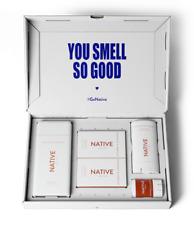 Native Deodorant Coconut & Vanilla Set