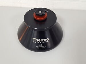 Thermo Scientific SS-34 Fixed Angle Centrifuge Rotor Lab