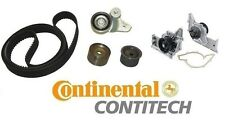 For 2002-2006 Audi A4 A6 3.0L V6 OEM Contitech Timing Belt Water Pump Kit NEW