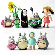 My Neighbor Totoro & Spirited Away mini figure 9 pcs / set