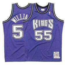 414fe7bc0 1998-99 Jason Williams NBA Sacramento Kings Mitchell   Ness Authentic Alt  Jersey