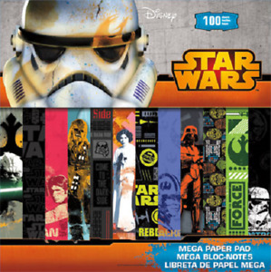 Leia Project Life Luke die cuts Star Wars QUOTES Scrapbook Kit Paper Han,