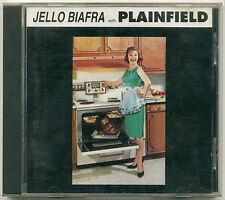 "PLAINFIELD ""Jello Biafra With Plainfield""; 1995 CD (Not) Alternative Tentacles R"