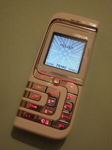 Nokia 7260 White Original
