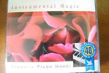 CD 3 Disc Set Instrumental Magic Romantic Piano Moods Reader's Digest