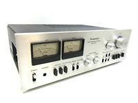 TECHNICS SU-7700 Stereo Integrated Amplifier 100Watts RMS Vintage 1976 Good Look